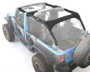 Smittybilt 5666101 Replacement Molle Roll Bar Padding For Jeep Wrangler 2 Door