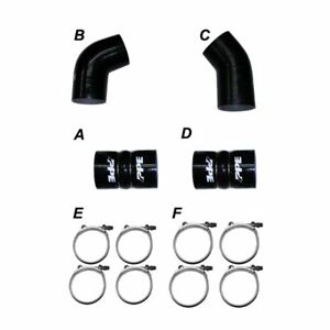 Ppe Silicone Hose Clamp Kit For 04 5 05 Gm 6 6l Lly Duramax Diesel 115910405