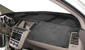Toyota Pickup Truck 1987 1988 Velour Dash Board Cover Mat Charcoal Grey
