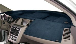 Fits Toyota Pickup Truck 1984 1986 Velour Dash Board Cover Mat Ocean Blue