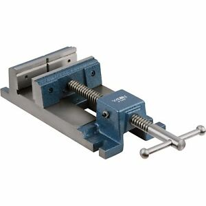 Wilton Drill Press Vise rapid Acting Nut 6in Jaw Width 1460