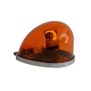 C1166hma 24 Amber Halogen Teardrop Light To Fit Caterpillar Industrial Models