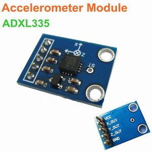 Adxl335 3 axis Analog Output Accelerometer Module Angular Transducer For Arduino