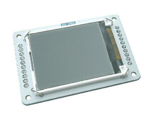 1 8 Inch 128x160 Tft Lcd Shield Module Spi Serial Interface For Arduino