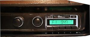 1971 1972 1973 71 72 73 Charger Mopar Dodge Usa 630 Ii Radio Am Fm Usb Aux Ipod