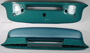 2 Blue Arm Rests For 1957 57 Chevy Bel Air Chevrolet Car