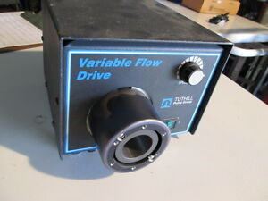 Tuthill Variable Flow Drive