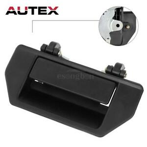 For Nissan Frontier Truck 1998 2000 Black Rear Tail Gate Tailgate Handle