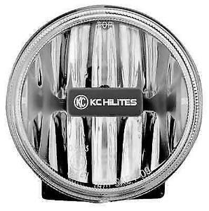 Kc Hilites 1495 Single Universal 4 10w Amber Led Gravity Fog Driving Light