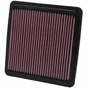 K n 33 2304 Reusable Cotton Panel Air Filter For Outback impreza legacy forester