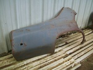 1974 1975 Plymouth Gran Fury Iii 4 Door Ht Nos Mopar Right Quarter Panel