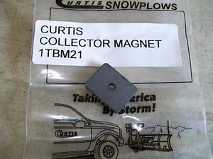 Curtis Snow Plow Reservoir Collection Magnet 1tbm21