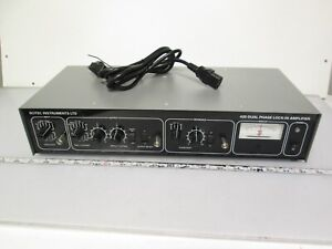 Scitec Instruments Model 420 Dual Phase Analogue Lock in Amplifier 115 230vac