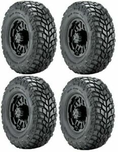 Mickey Thompson 90000000168 Baja Claw Ttc Radial 33x12 50r15lt 4 Set Tires