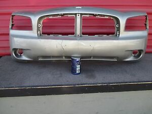 Dodge Charger Front Bumper Cover 2006 2007 2008 2009 2010 Oem 06 07 08 09 10