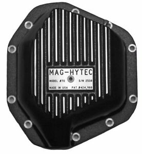 Mag Hytec Dana 70 Differential Cover For Ford Dodge Gm Ram F250 F350 Gas Diesel