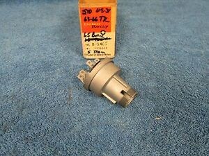 1965 Buick Ignition Switch Nos Delco Remy 915
