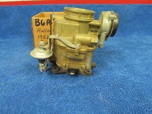 1956 Ford Fairlane 8 Cylinder 272 Holley 2 Barrel Carburetor Rebuilt 915