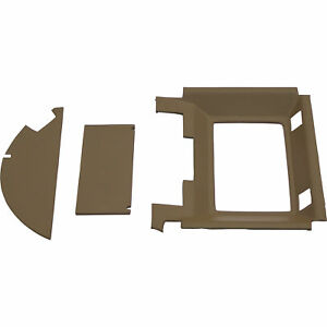 K M Pre cut Cab Foam Headliner Kit For John Deere Tractors Model 4510