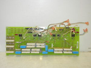 Reliance Electric 0 58706 23b Used Vs Drive Dv dt Pc Board 05870623b