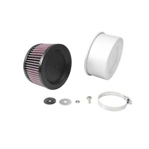 K n 54 1110 Rubber Mounting Flanged Covered Air Filter