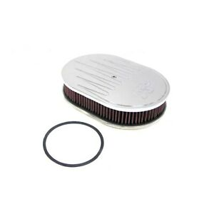 K N 66 1550 Custom 66 Series Air Cleaner Filter Assembly