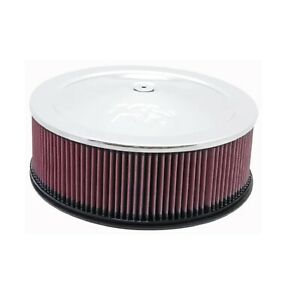 K N 60 1235 Custom Air Cleaner Filter Assembly