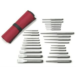 27 Piece Punch And Chisel Set Kdt82306 Brand New