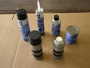 Nos Oem Gm Polish Can Luberplate Spray Bottle Advertising 1980 s 90 s Chevrolet