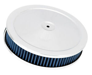 Spectre Air Cleaner 47706 Air Cleaner 9 X 2 Hpr blue