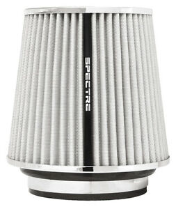 Spectre Air Filter 6 7 In Tall 8138 Cone Filter 3 3 5 4 White