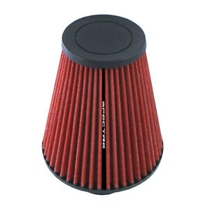 Spectre Air Filter 8 In Tall Hpr9609 2 5 Cone Filter 8 Tall red