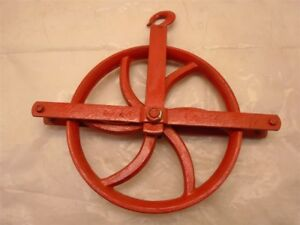 Crosby T350 14 Gin Wheel Pulley Sheave Block New