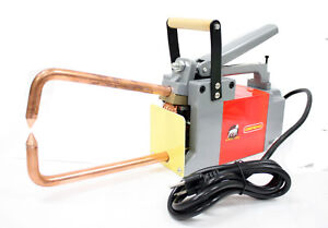 110v Electric Spot Welder 6 6kw 1 8 Welding Unit Metal Metalworking Tools