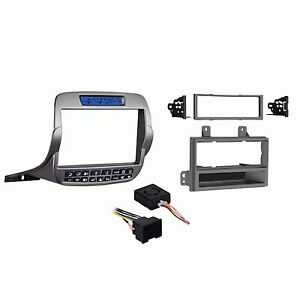 Metra 99 3010s lc Double single Din Stereo Dash Kit For 2010 up Chevrolet Camaro