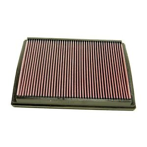 K N 33 2848 Replacement Panel Air Filter For Fiat Croma Opel Vectra Signum