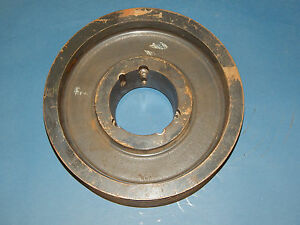 14 2 86 Taper Lock Pulley Sheave 6 Groove 14 1 4 14 25 Outer Diameter 14286