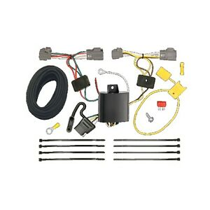 T one 4 way T connector Trailer Hitch Wiring For Ford Fiesta 5 door Lincoln Mks