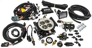 Fast 30227 06kit Ez efi Self tuning Fuel Injection Master Kit Includes