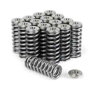 Skunk 2 344 05 1350 Set Of 16 Alpha Valve Spring Titanium Retainer Kit For Civic