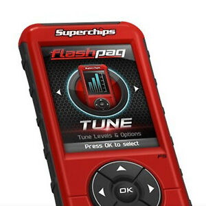 Superchips 4845 Flashpaq Performance Tuner For Navigator mustang f250 550 tahoe