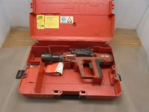 Hilti Dx 750 Low Velocity Powder Actuated Nail Gun Used