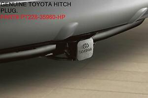 2000 2017 Oem Factory Toyota Tow Trailor Hitch Cover Plug