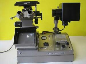 Olympus Pme Metallograph Metallurgical Microscope 3284 216 Used 30 Day Guarantee