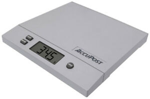 70 Lb Accupost Postal Scale W Usb Port Software Accupost Pp 70n