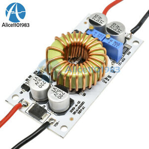 Dc Dc Converter Constant Current Power Supply 250w 10a Step Up Boost Led Driver