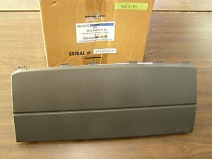 Nos Oem Ford 2005 2009 Mustang Rh Dash Panel 8r3z 63044a74 aa 2006 2007 2008