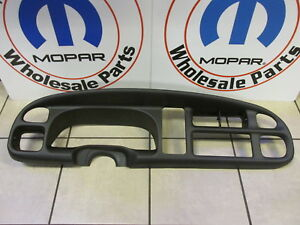 Dodge Ram 1500 2500 3500 Instrument Panel Dash Face Surround Bezel New Oem Mopar