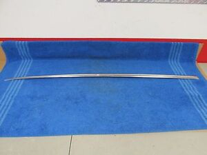 1953 54 Chevy 4 Door Lh Quarter Trim Moulding Nos Gm 1215