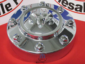 Dodge Ram 3500 Dually Chrome Front Center Hub Cap Wheel Cover New Oem Mopar